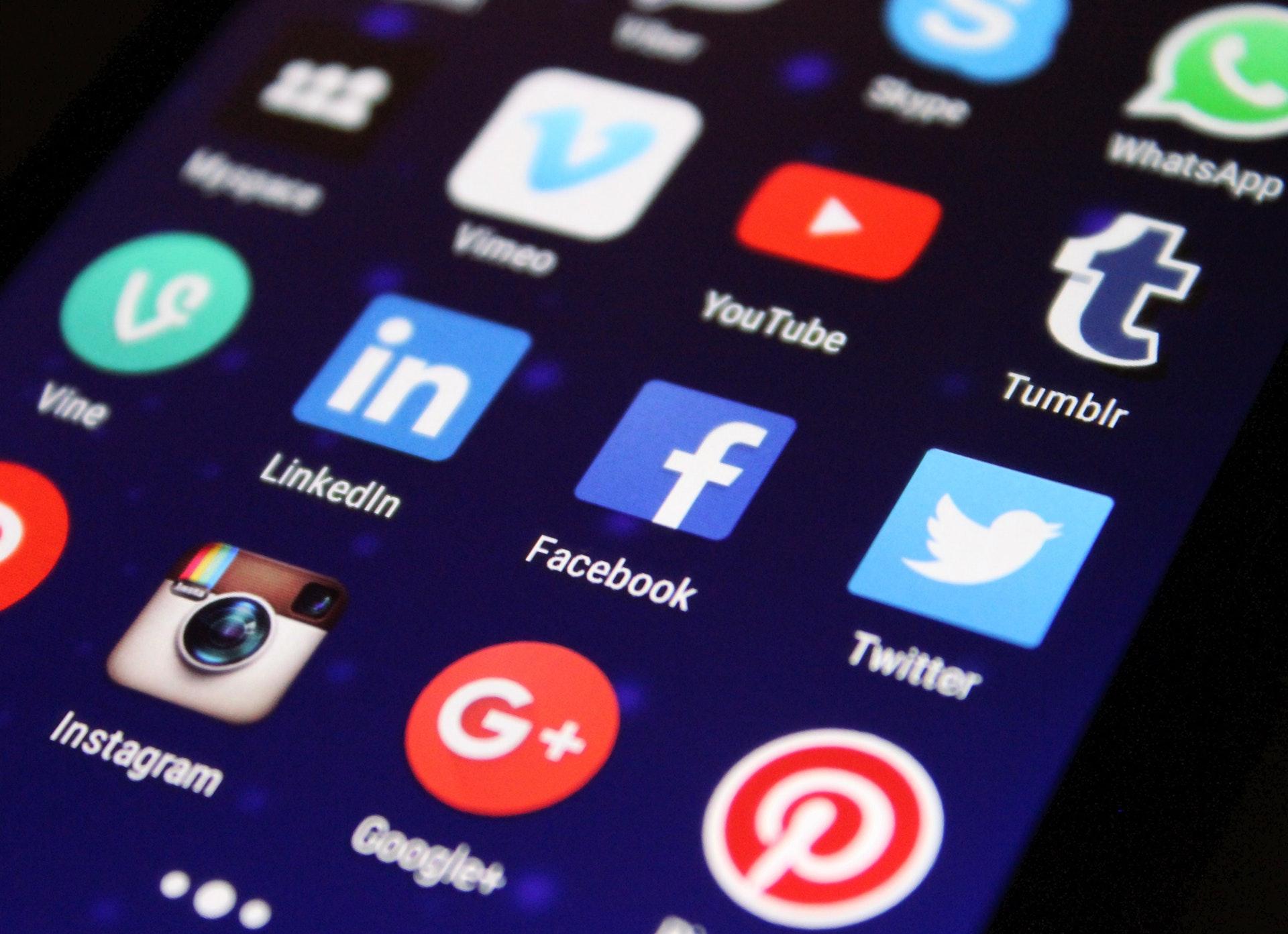 Le côté commercial des médias sociaux