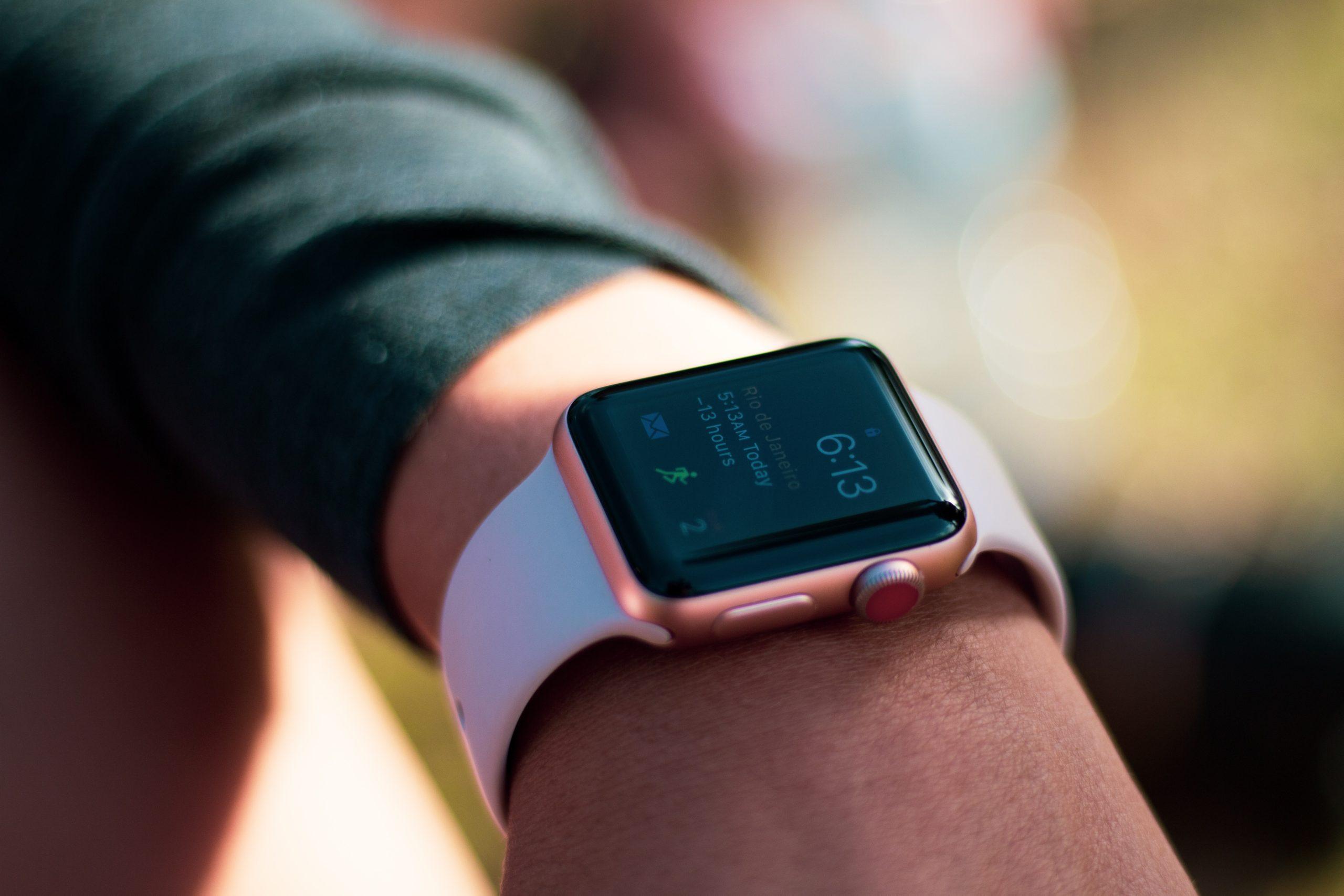 Smartwatch : plus qu'un tracker d'activité physique