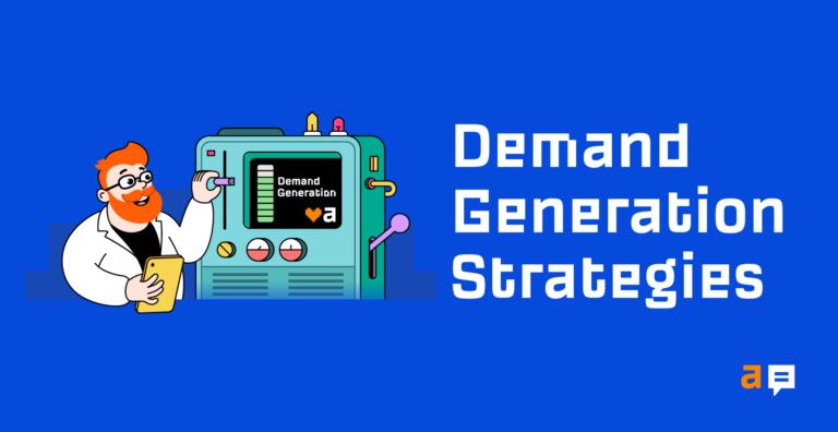 Génération de la demande 101: 5stratégies qui fonctionnent